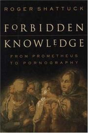 Book Cover for FORBIDDEN KNOWLEDGE