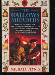 THE GALLOWS MURDERS by Michael Clynes