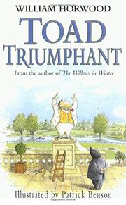 Cover art for TOAD TRIUMPHANT