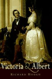 Book Cover for VICTORIA AND ALBERT