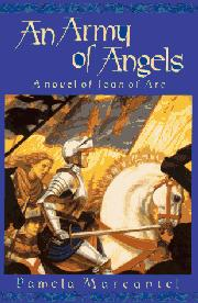 Cover art for AN ARMY OF ANGELS