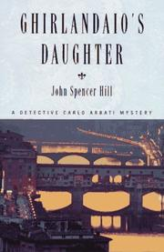 GHIRLANDAIO'S DAUGHTER by John Spencer Hill