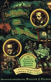 Cover art for THE HOYDENS AND MR. DICKENS