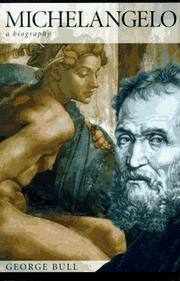 MICHELANGELO by George Bull