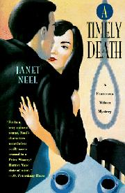 A TIMELY DEATH by Janet Neel