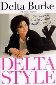 Cover art for DELTA STYLE