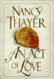 AN ACT OF LOVE by Nancy Thayer