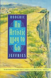 AN ARTISTIC WAY TO GO by Roderic Jeffries