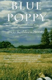 BLUE POPPY by Skye Kathleen Moody