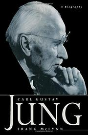 CARL GUSTAV JUNG by Frank McLynn