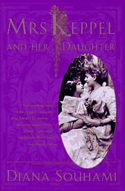 Book Cover for MRS. KEPPEL AND HER DAUGHTER