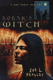 ROBAK'S WITCH by Joe L. Hensley