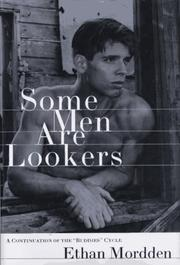 Book Cover for SOME MEN ARE LOOKERS