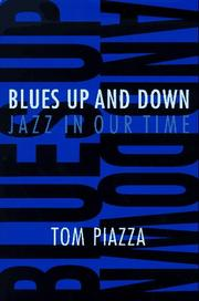 Cover art for BLUES UP AND DOWN
