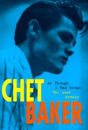 AS THOUGH I HAD WINGS by Chet Baker