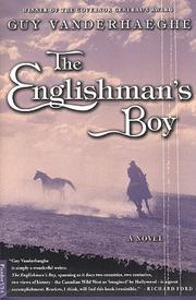 Cover art for THE ENGLISHMAN'S BOY