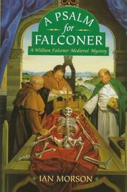 Cover art for A PSALM FOR FALCONER