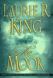 THE MOOR by Laurie R. King