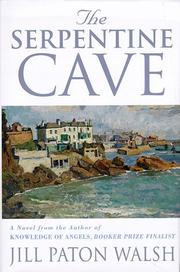 Cover art for THE SERPENTINE CAVE