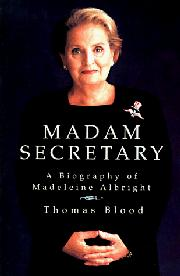 MADAM SECRETARY by Thomas Blood