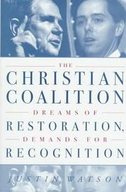 THE CHRISTIAN COALITION by Justin Watson