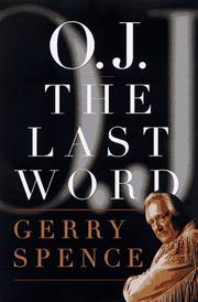 Cover art for O.J.: THE LAST WORD