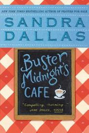 BUSTER MIDNIGHT'S CAFE by Sandra Dallas