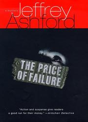 THE PRICE OF FAILURE by Jeffrey Ashford
