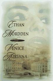 Cover art for THE VENICE ADRIANA