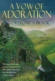 A VOW OF ADORATION by Veronica Black