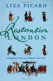 RESTORATION LONDON by Liza Picard