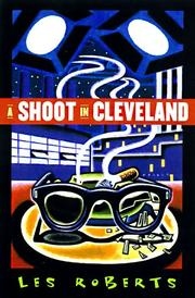 Book Cover for A SHOOT IN CLEVELAND