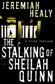 THE STALKING OF SHEILAH QUINN by Jeremiah Healy