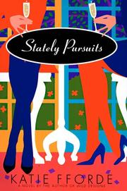 STATELY PURSUITS by Katie Fforde