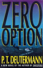 ZERO OPTION by P.T. Deutermann