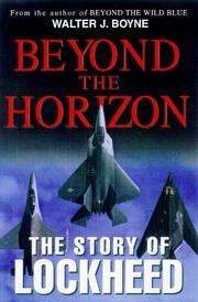 BEYOND THE HORIZONS by Walter J. Boyne
