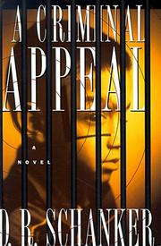 A CRIMINAL APPEAL by D.R. Schanker