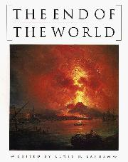Cover art for THE END OF THE WORLD