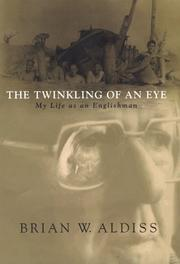 Book Cover for THE TWINKLING OF AN EYE