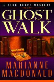 GHOST WALK by Marianne Macdonald