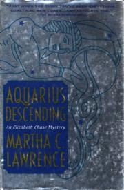AQUARIUS DESCENDING by Martha C. Lawrence