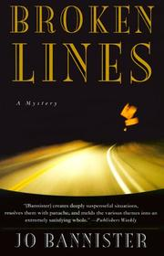 BROKEN LINES by Jo Bannister