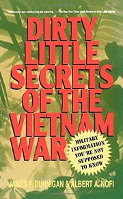 Cover art for DIRTY LIITLE SECRETS OF THE VIETNAM WAR