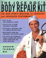 Cover art for THE JOCK DOC'S BODY REPAIR KIT