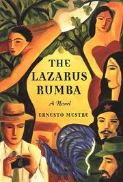 THE LAZARUS RUMBA by Ernesto Mestre