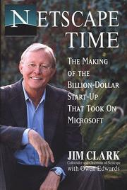 NETSCAPE TIME by Jim Clark