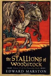 THE STALLIONS OF WOODSTOCK by A.E. Marston