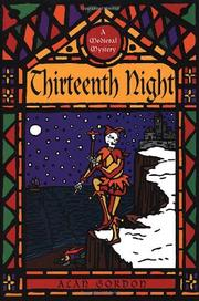 Cover art for THIRTEENTH NIGHT