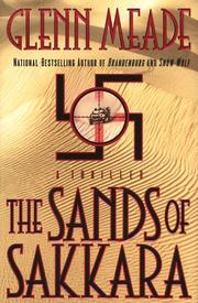 Book Cover for THE SANDS OF SAKKARA