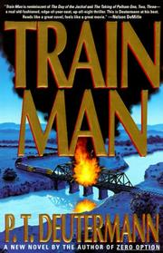 TRAINMAN by P.T. Deutermann